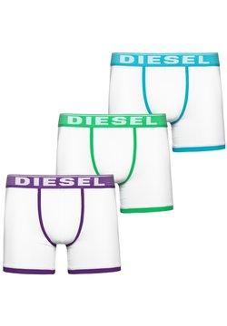 Diesel - 3ER PACK - Panties - white
