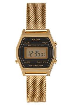 Casio - Montre à affichage digital - goldfarben/schwarz