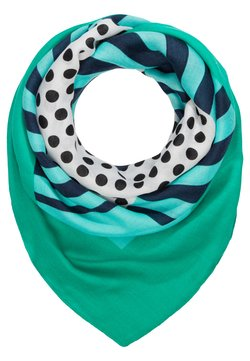 ONLY - ONLNICE PRINT SCARF - Foulard - simply green