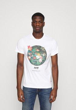 Levi's® - GRAPHIC CREWNECK TEE UNISEX - T-Shirt print - neutrals