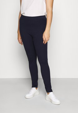 Even&Odd Curvy - 2 PACK - Legging - dark blue
