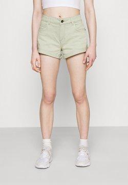 Noisy May - NMSHORTY - Denim shorts - slate gray