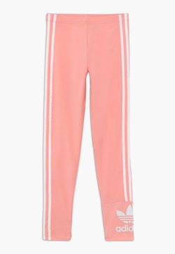 adidas Originals - LOCK UP TIGHTS - Leggings - pink/white
