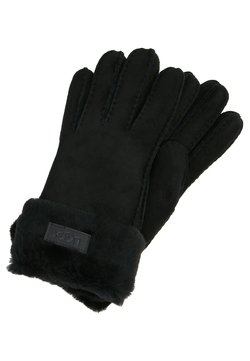 UGG - TURN CUFF GLOVE - Fingerhandschuh - black