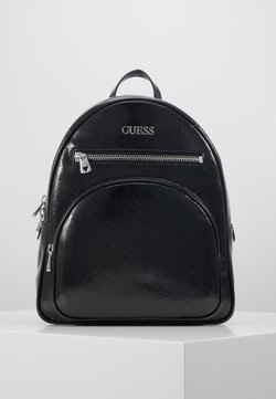 Guess - NEW VIBE LARGE BACKPACK - Reppu - black