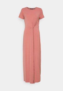 Vero Moda Tall - VMAVA LULU ANCLE DRESS TALL - Maxikleid - old rose