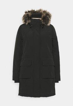 ONLY - ONLNEWSALLY LONG COAT - Wintermantel - black