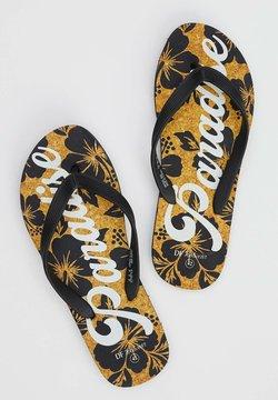 DeFacto - Pantofole - black