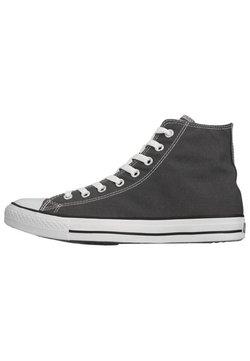 Converse - CHUCK TAYLOR ALL STAR - Sneakersy wysokie - grey