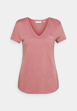 TOM TAILOR DENIM - T-Shirt basic - cozy rose