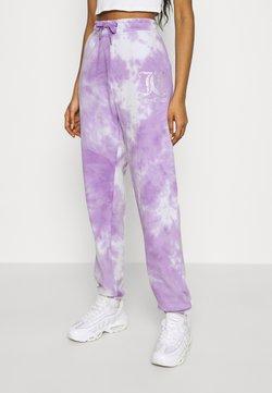 Juicy Couture - SOVEREIGN - Jogginghose - purple sea