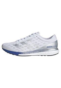 adidas Performance - ADIZERO BOSTON 9 SHOES - Juoksukenkä/vakaus - white