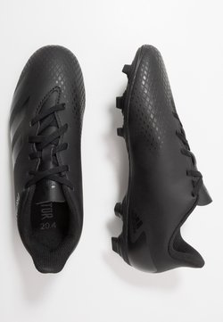 adidas Performance - PREDATOR 20.4 FXG - Chaussures de foot à crampons - core black/dough solid grey