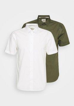 Newport Bay Sailing Club - CORE 2 PACK - Chemise - off white / khaki