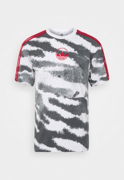 adidas Originals - ZEBRA - T-Shirt print - white