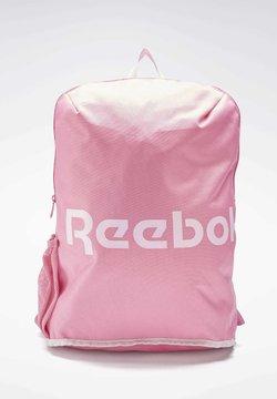 Reebok - ACTIVE CORE BACKPACK SMALL - Reppu - pink