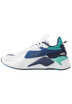 Puma - RS-X HARD DRIVE - Baskets basses - white/galaxy blue
