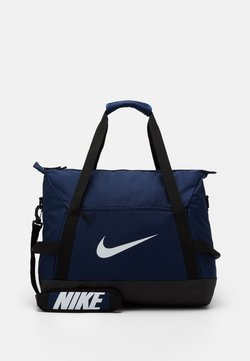 Nike Performance - TEAM DUFF - Sac de sport - midnight navy/black/white