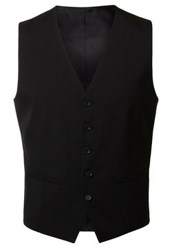 Selected Homme - Gilet elegante - black