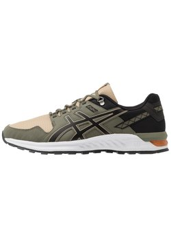 ASICS SportStyle - GEL-CITREK - Sneaker low - wood/black
