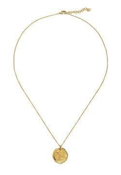 Mango - KREEFT - Halsband - goud