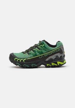 La Sportiva - ULTRA RAPTOR GTX - Zapatillas de trail running - black/grass green