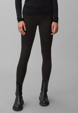Marc O'Polo - Leggings - Hosen - black