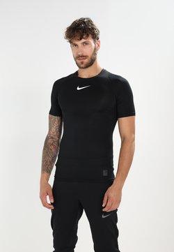 Nike Performance - PRO COMPRESSION - Unterhemd/-shirt - black/white/white