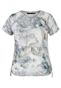 LeComte - T-Shirt print - hellgrun