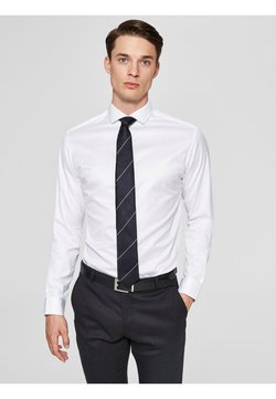 Selected Homme - PELLE - Camicia elegante - white