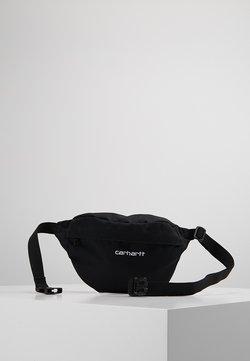Carhartt WIP - PAYTON HIP BAG - Saszetka nerka - black/white