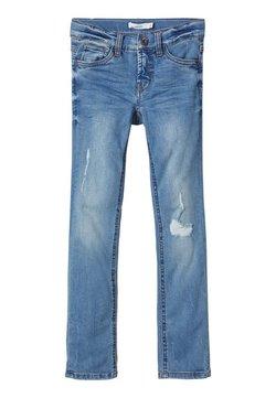 Name it - Jeans Slim Fit - light blue denim