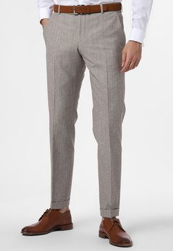 FINSHLEY & HARDING - Anzughose - beige