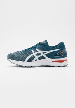 ASICS - GEL NIMBUS 22 - Zapatillas de running neutras - light steel/magnetic blue