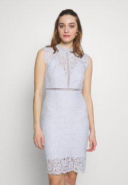 Bardot - PANEL DRESS - Vestido de cóctel - blue mist