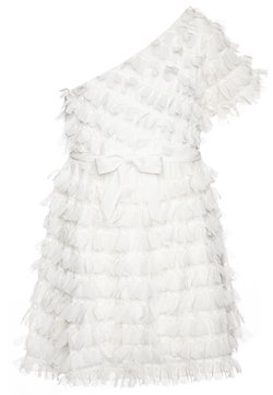 Bardot Junior - GRETTA ONE SHOULDER DRESS - Vestido de cóctel - cloud