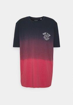 Jack & Jones - JORDERIN TEE CREW NECK - T-shirt imprimé - slate rose