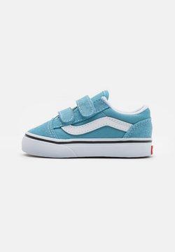 Vans - OLD SKOOL UNISEX - Sneakers basse - delphinium blue/true white