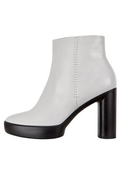 ECCO - SHAPE SCULPTED MOTION - Plateaustiefelette - bright white