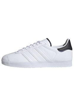 adidas Originals - GAZELLE - Joggesko - white