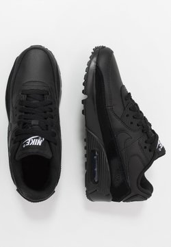 Nike Sportswear - AIR MAX 90 - Sneakers laag - black/white