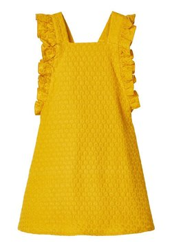 Name it - Freizeitkleid - nugget gold