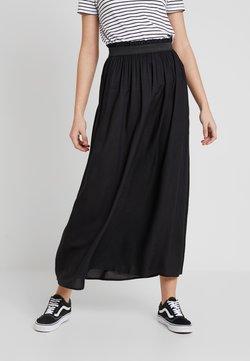 ONLY - ONLVENEDIG  - Jupe longue - black