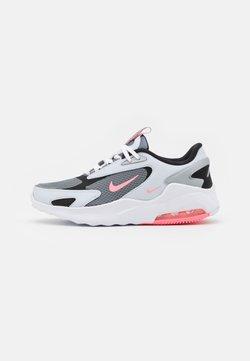Nike Sportswear - AIR MAX BOLT UNISEX - Baskets basses - smoke grey/sunset pulse/football grey/black