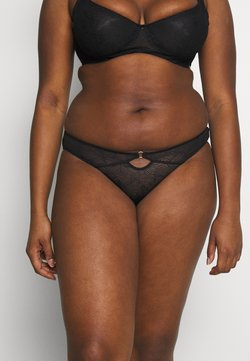 DORINA CURVES - QUARTZ - Briefs - black