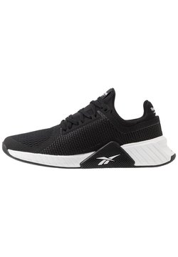 Reebok - FLASHFILM TRAIN - Trainings-/Fitnessschuh - black/white