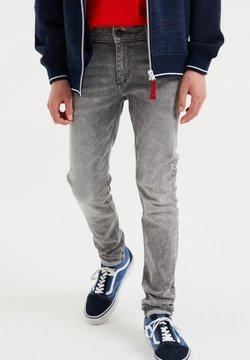 WE Fashion - SLIM FIT - Slim fit -farkut - grey