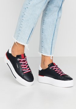 TOM TAILOR DENIM - Sneaker low - navy