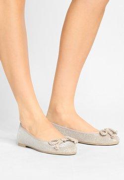 Pretty Ballerinas - GALASSIA - Ballet pumps - plata