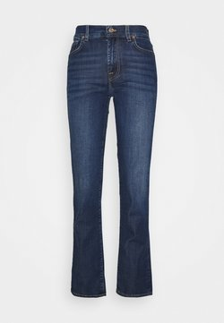 7 for all mankind - THE STRAIGHT KINTOTHEPLABET - Jeans a sigaretta - dark blue